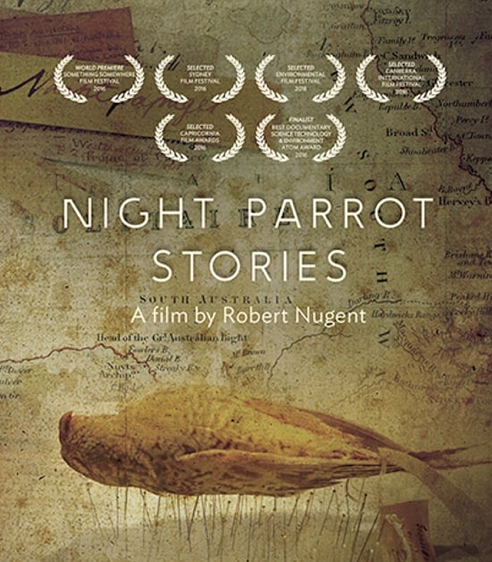 NIGHT PARROT STORIES